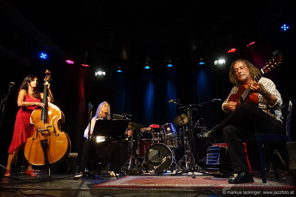 Libertango & Gäste   LIBERTANGO & GÄSTE - live aus dem Jazzi