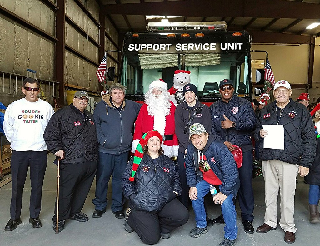 5-11 Club of Chicago - IAFF Local 2 Toy Parade | We came to