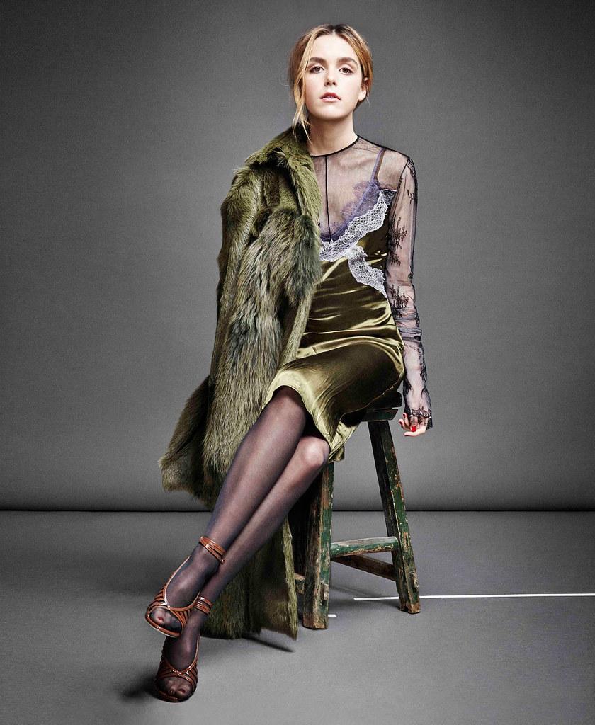 Кирнан Шипка — Фотосессия для «Elle» 2016 – 2