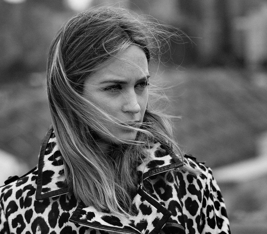 Эмили Блант — Фотосессия для «Vogue» UK 2016 – 1