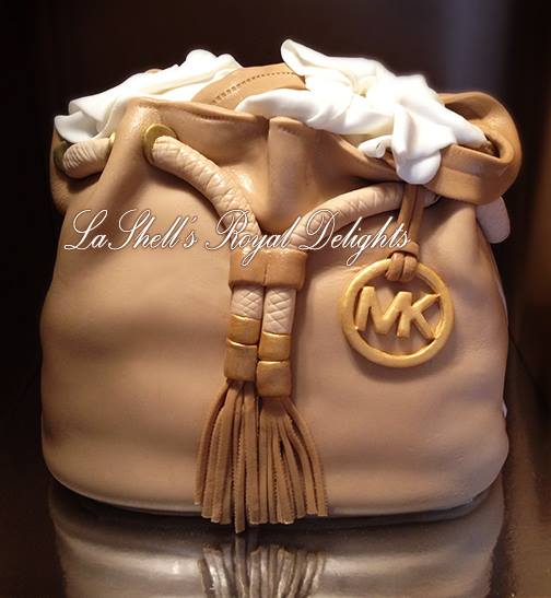 MK Cake by LaShell's Royal Delights