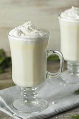 Homemade Sweet White Hot Chocolate