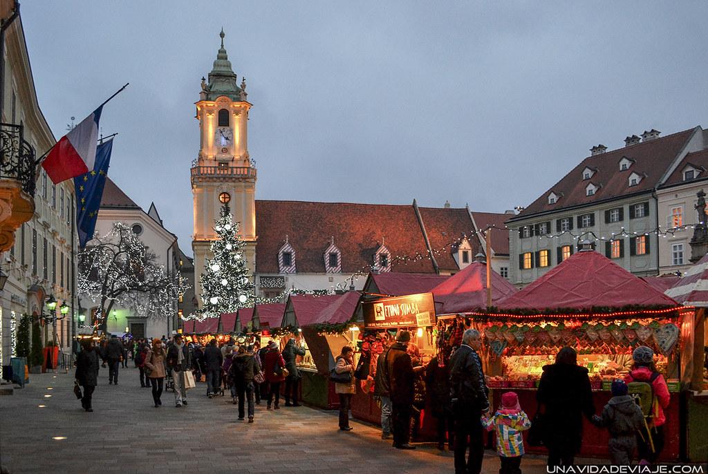 Bratislava navidad
