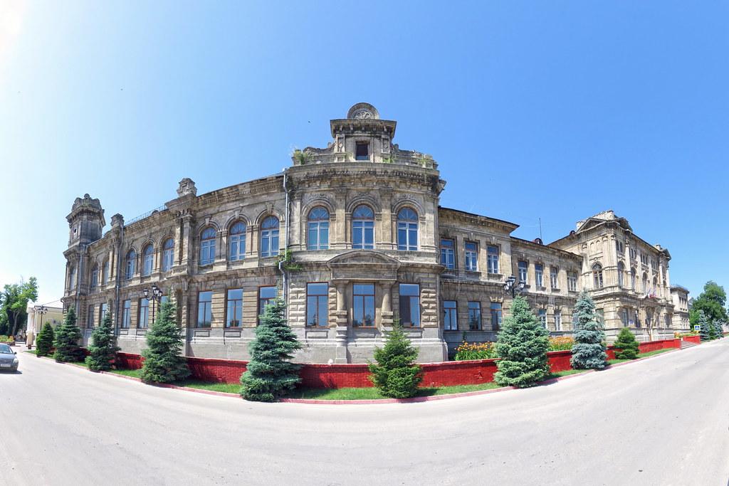 Kerch, Gymnasium building, 2016.06.24 (05)