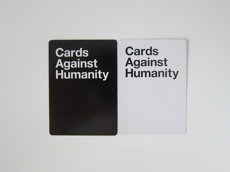 Cards Against Humanity - Cards Back