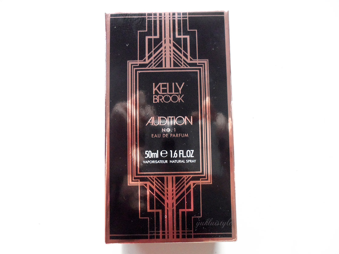 Kelly Brook Audition No.1 Eau de Parfum review