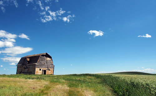 old barn sunny olympus prairie saskatchewan omd em5