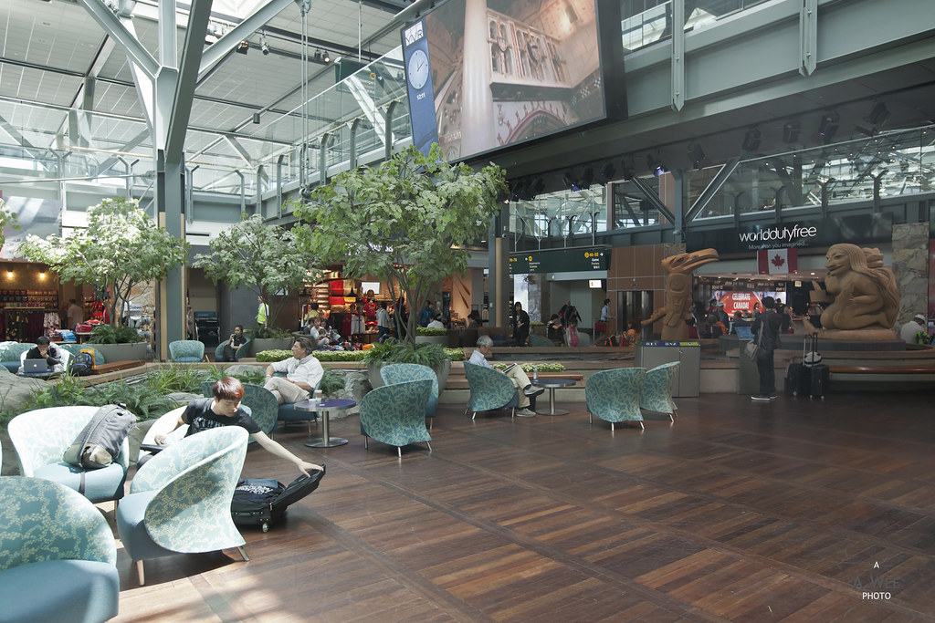 International Departures Atrium