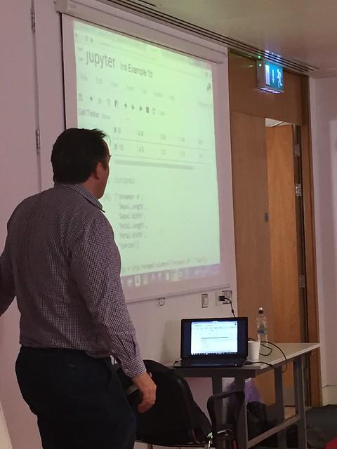 Data Anaylsis with Python Workshop @ Insight (DCU)