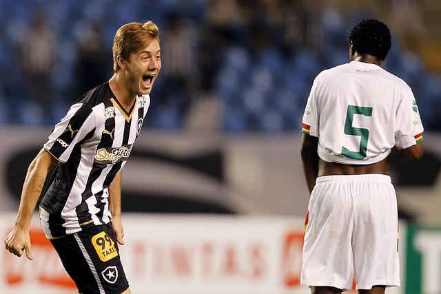 Botafogo x Sampaio Correa