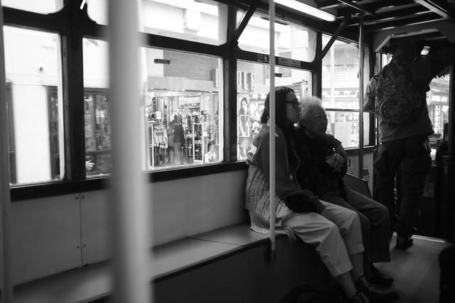 如果電車毫無意義,孝順也沒有意義