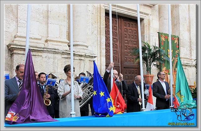 Briviesca en Fiestas 2.015 Proclamación de las Reinas y lectura del Pregón (7)