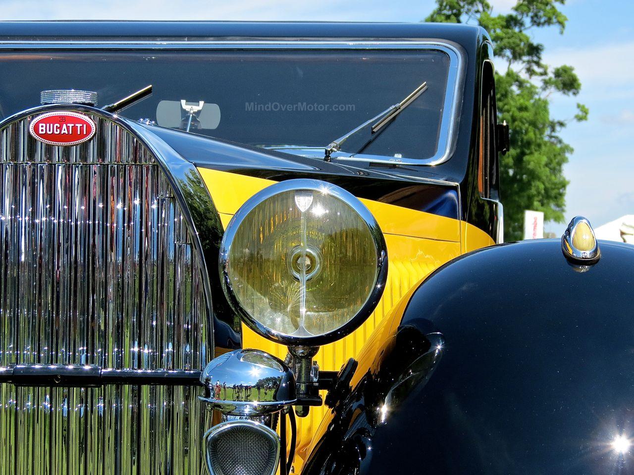 Bugatti Type 57 Concours Of America 5