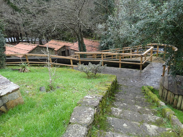 Batanes y Molinos de Mosquetín en Vimianzo