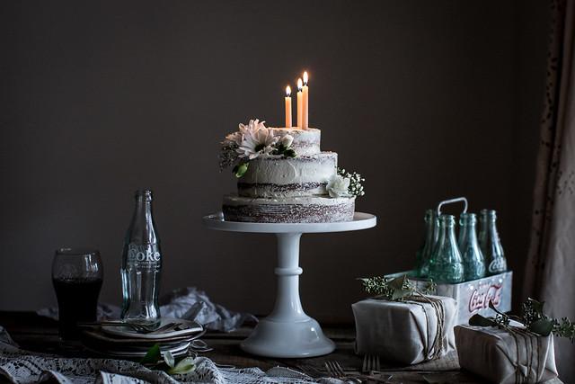vanilla cocacola birthday cake Local Milk Blog