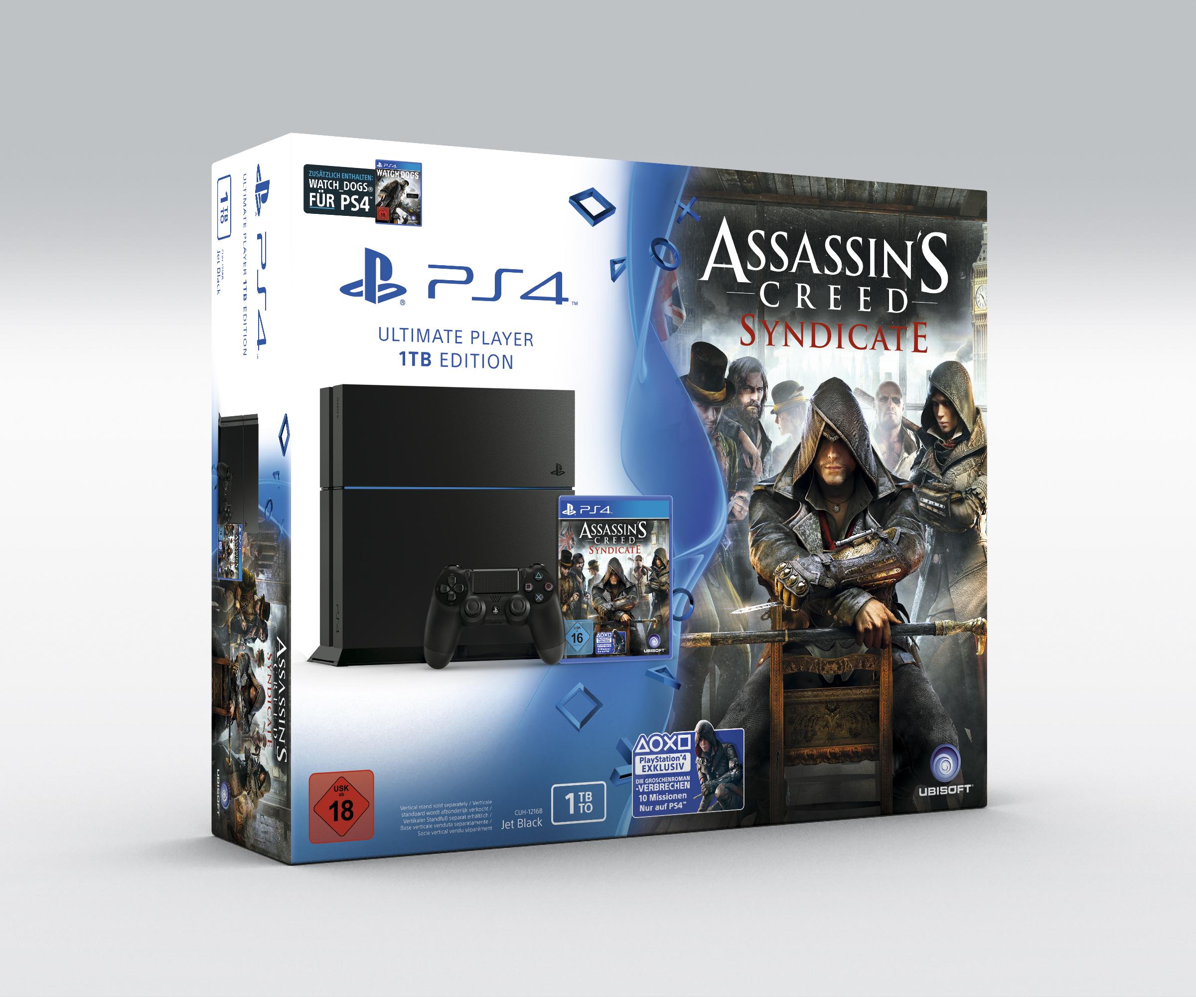 Assassin's Creed Bundle_USK