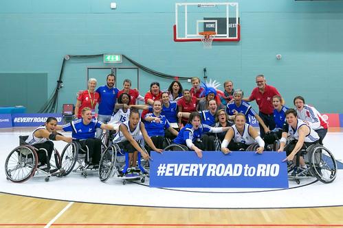 Basket / Euro 2015 Worcester