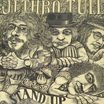 "JETHRO TULL STAND UP POP-UP FOC England 12"" Vinyl LP"