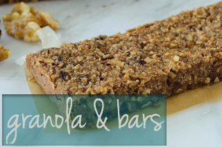 Granola and Bars