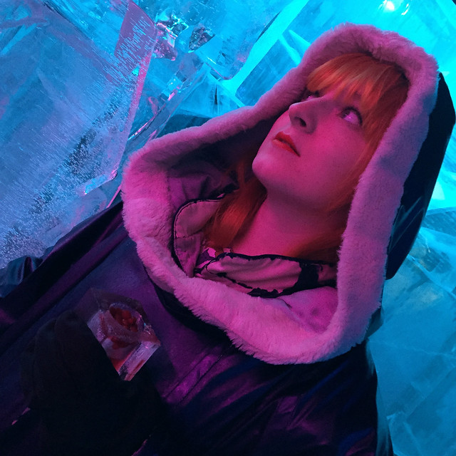 The Ice Bar Stockholm – the coolest place ever?