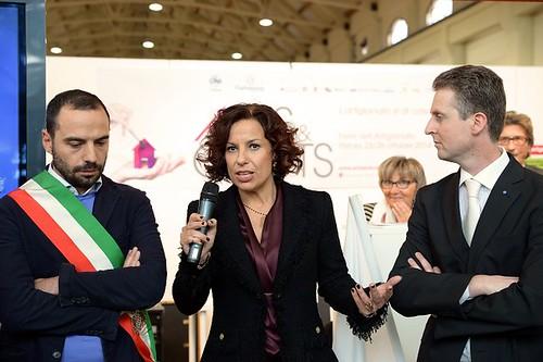 25.10.2014 - L'inaugurazione dell'edizione 1.0 di Arts&Crafts