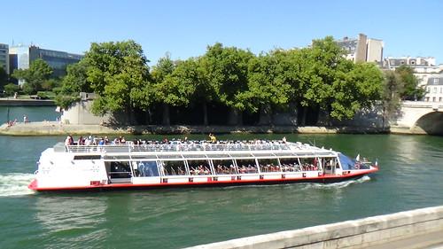 Paris River Seine Aug 15 (2)