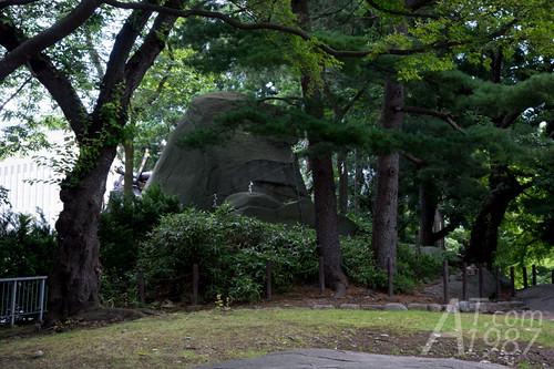 Morioka Castle - Eboshiiwa