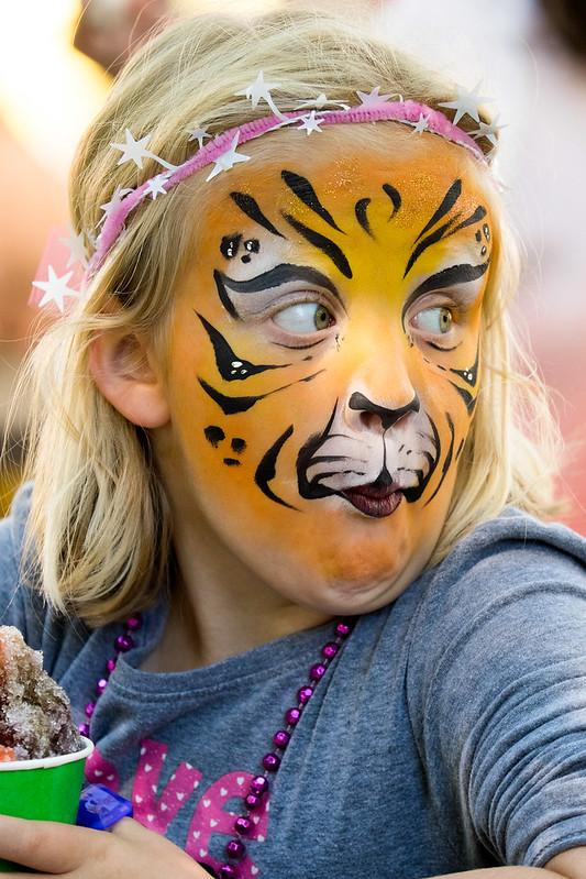 Tiger fan 41