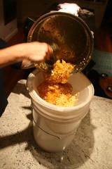 honey filtering IMG_3922