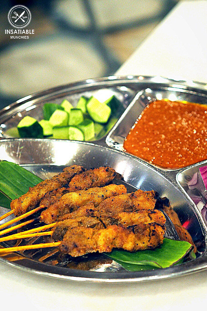 Sydney Food Blog Review of Pappa Rich, Parramatta: Satay