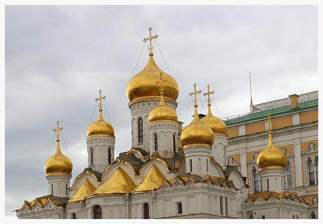 Annunciation Cathedral, Moscow