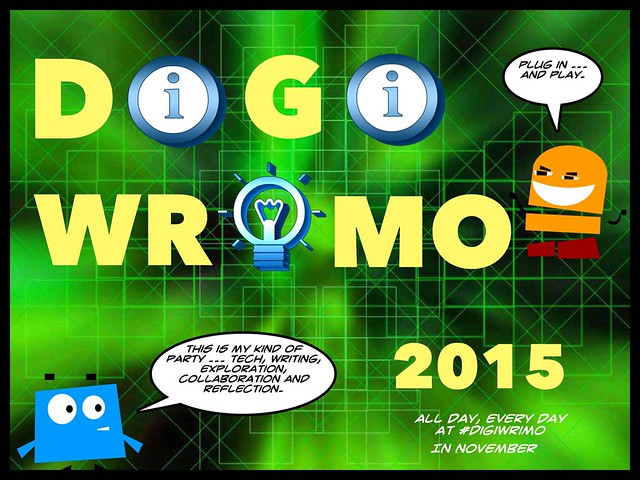 digiwrimo 2015