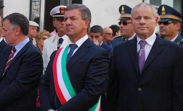 Rutigliano- nessuno contro in maggioranza- prevalga il buon senso-Il sindaco Romagno e il presidente Andrea Saffi