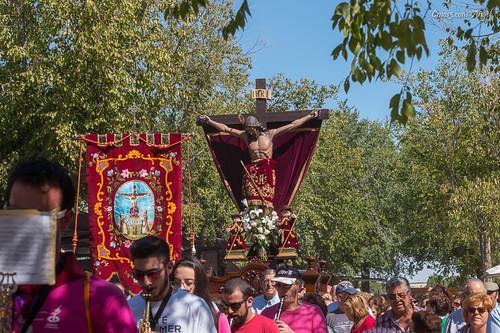 Romería Cristo del Valle 2015
