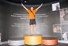День 7. Олимпийский музей в Лозанне - ну и на выходе все фотографируются на первом месте