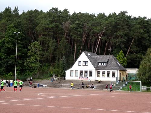 TuS Mechernich v Germania Erftstadt-Lechenich II