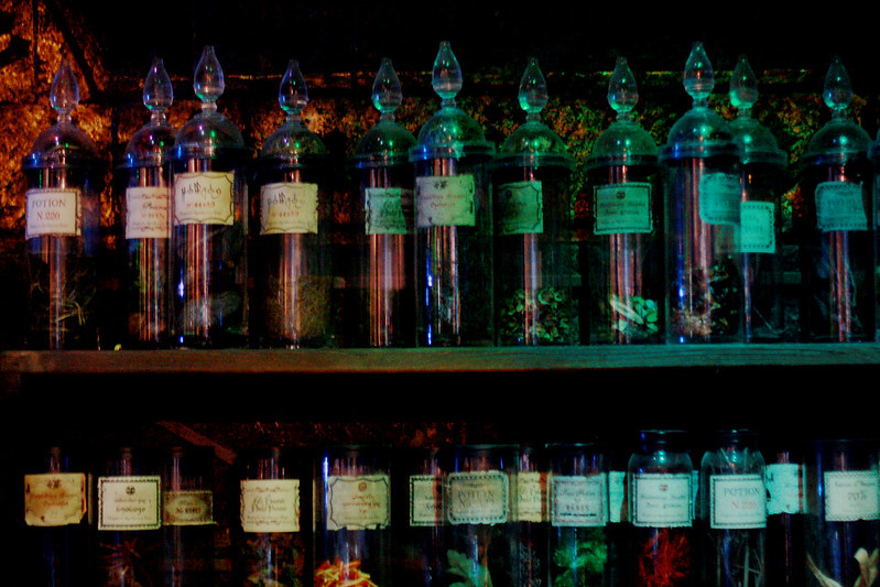 potions.