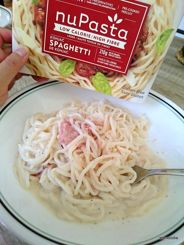 Spaghetti NuPasta