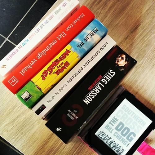 To read in oktober. #leesplan #toread #tbr #boektober