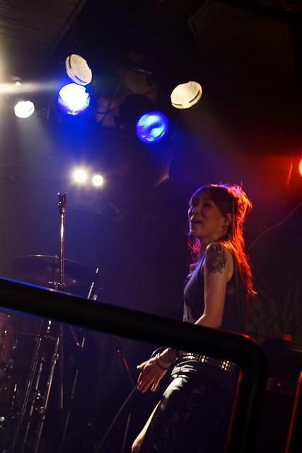 Juz live at Outbreak, Tokyo, 14 Oct 2015. 140