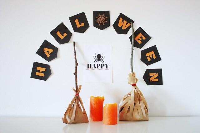 Halloween koristeet Kaikki Paketissa