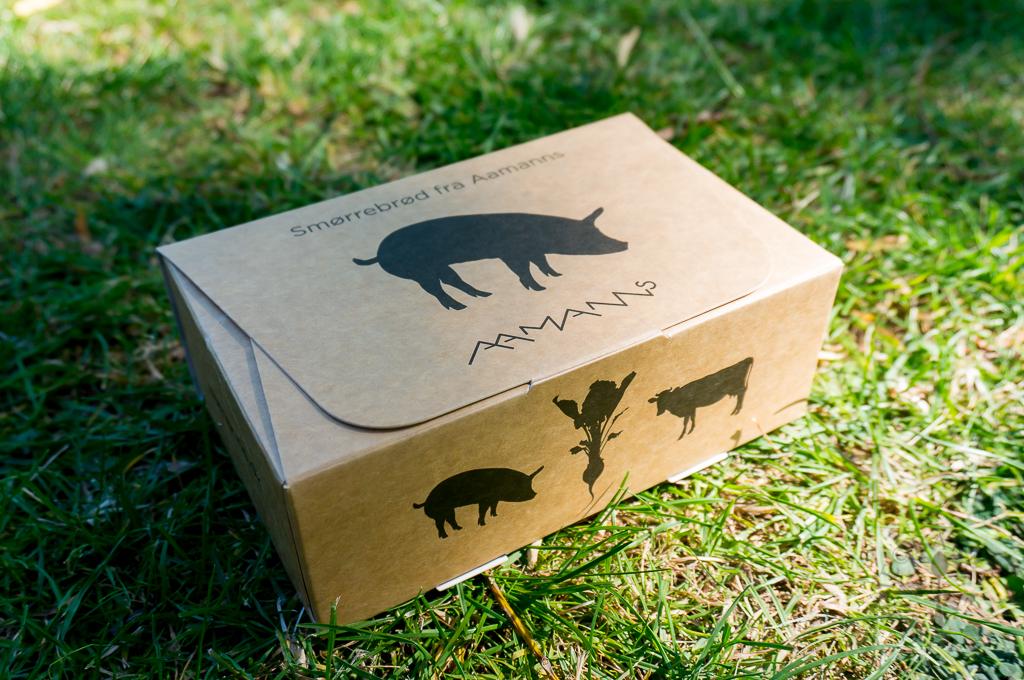 Aamanns - packaging