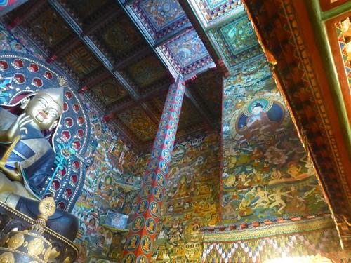 CH-Litang-Chode Gompa-Temple (13)