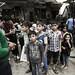 Ein Rundgang auf dem Markt in Aleppo