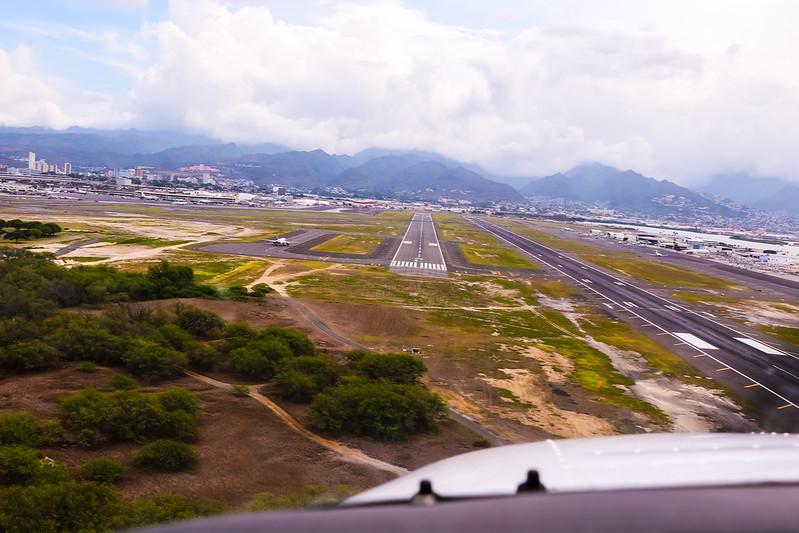 Honolulu International Airport RWY 04L
