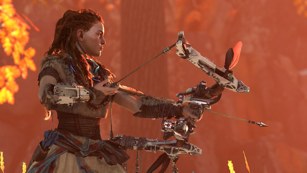 Horizon Zero Dawn: Extended Gameplay Demo Unveiled