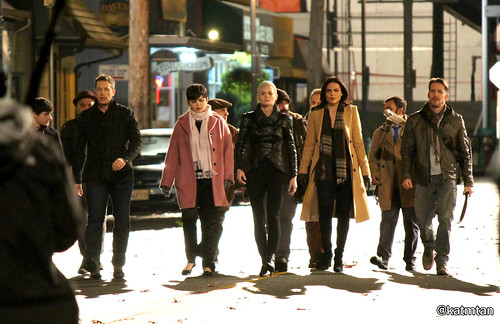 OUAT Filming (October 27, 2015)