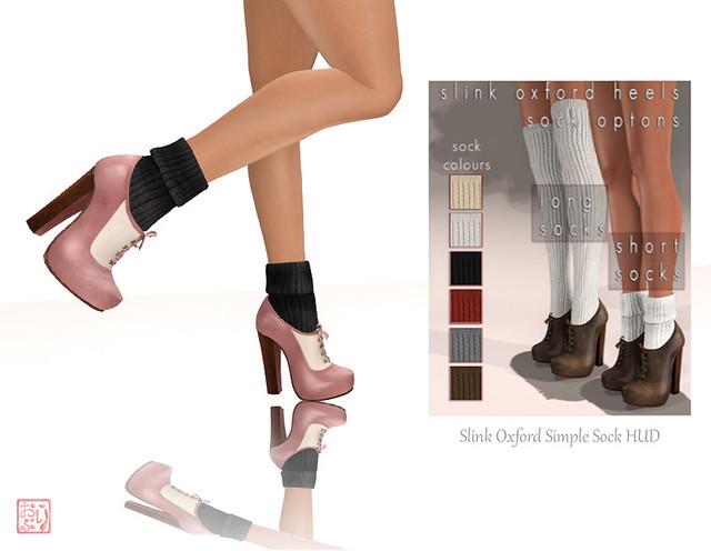 Slink Oxford Heels 。◕ ‿ ◕。