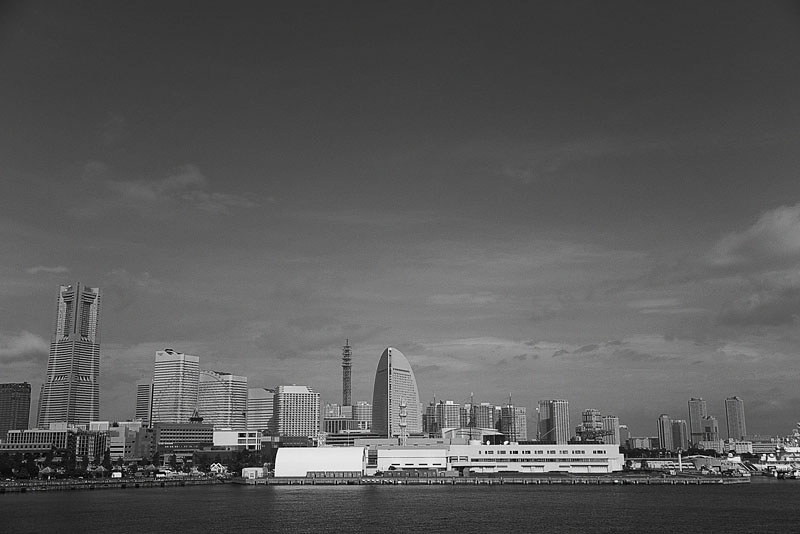 大さん橋の写真