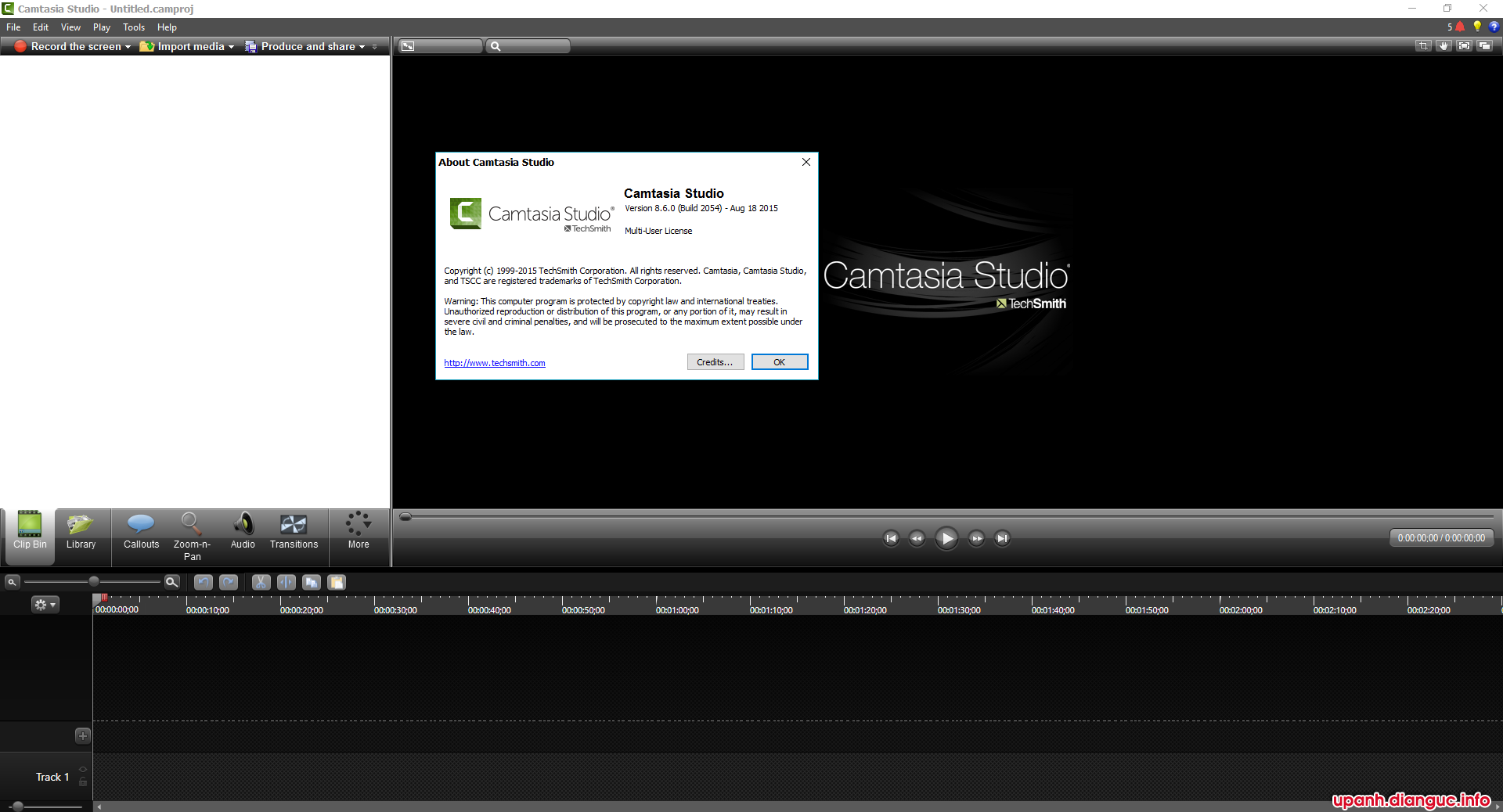 Download Camtasia 8.6 full crack